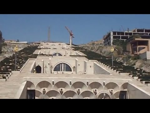 Eriwan Kaskaden, Eriwan, Armenien / Ереванские каскады, Ереван, Армения / Yerevan Cascades, Armenia