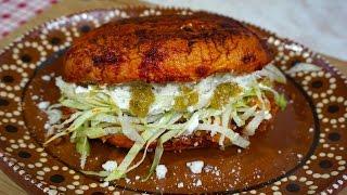 PAMBAZOS (Rellenos de Papas con Chorizo)-Receta - Mi Cocina Rápida