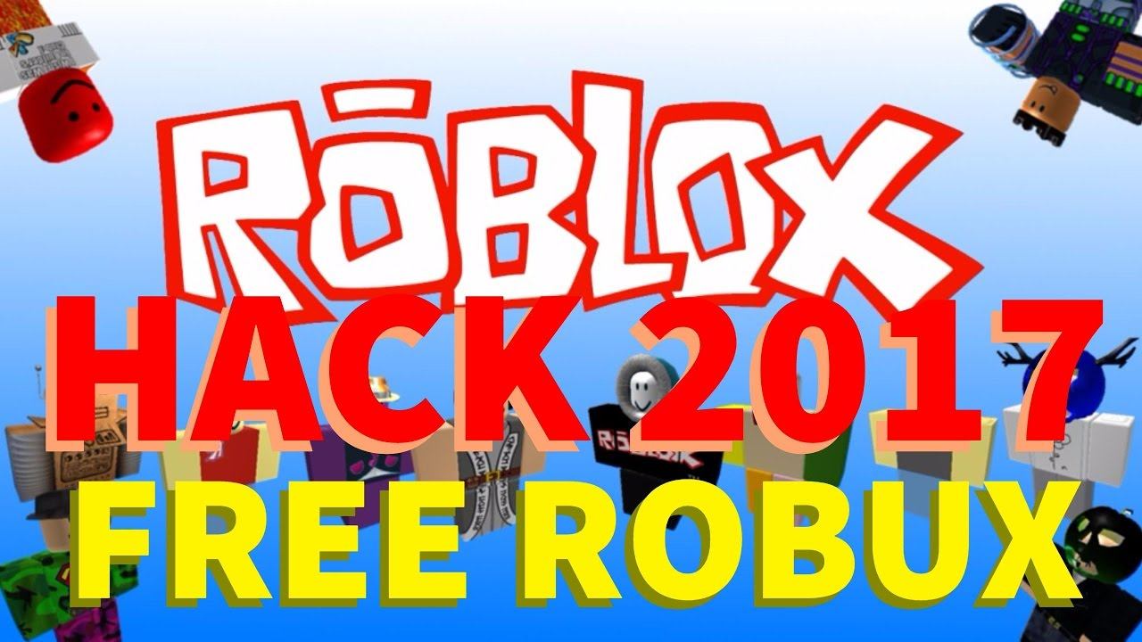 How To Hack Roblox For Free Robux 2017 Roblox Hack Roblox Free Robux 2017 Android Ios Youtube