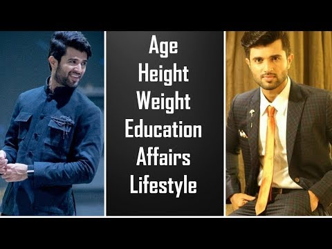 Vijay Devarakonda Age, Height, Weight, Education, Affairs, Lifestyle and More || Friday Poster