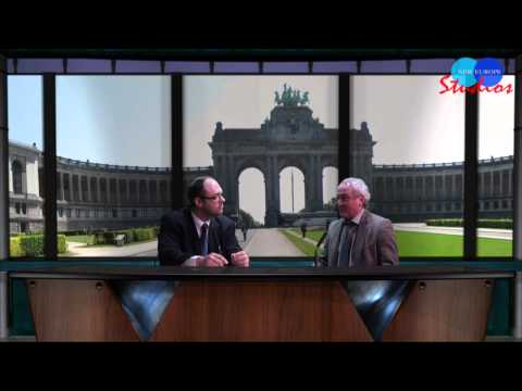 Davor Stier, interview at New Europe Studios March 3, 2014