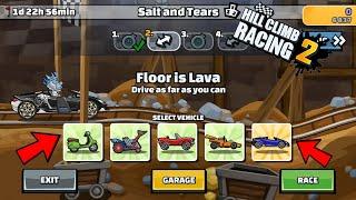 Hill Climb Racing 2 New Team Event Salt and Tears
