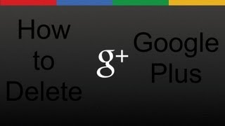 How to Delete Google Plus Account Without Deleting Gmail or Youtube Account