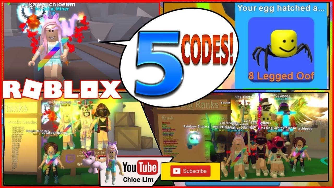 Roblox Mining Simulator Gamelog September 23 2018 Free Blog