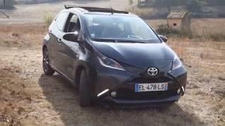 Автообзор Toyota AYGO - дешевый вариант для вояжа по Европе