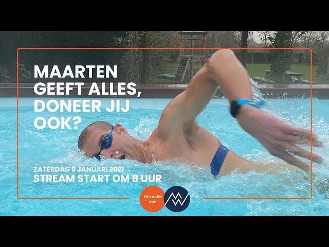 ThuisTriathlon, Maarten van der Weijden Foundation