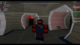 ROBLOX | Site 14 ROLEPLAY: I met a creator! (silou34)