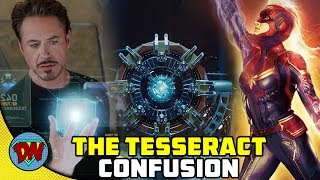 How The Tesseract Is In Captain Marvel | Explained in HIndi