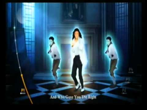 Michael Jackson - Ghosts - The Experience - Wii - Fullplay