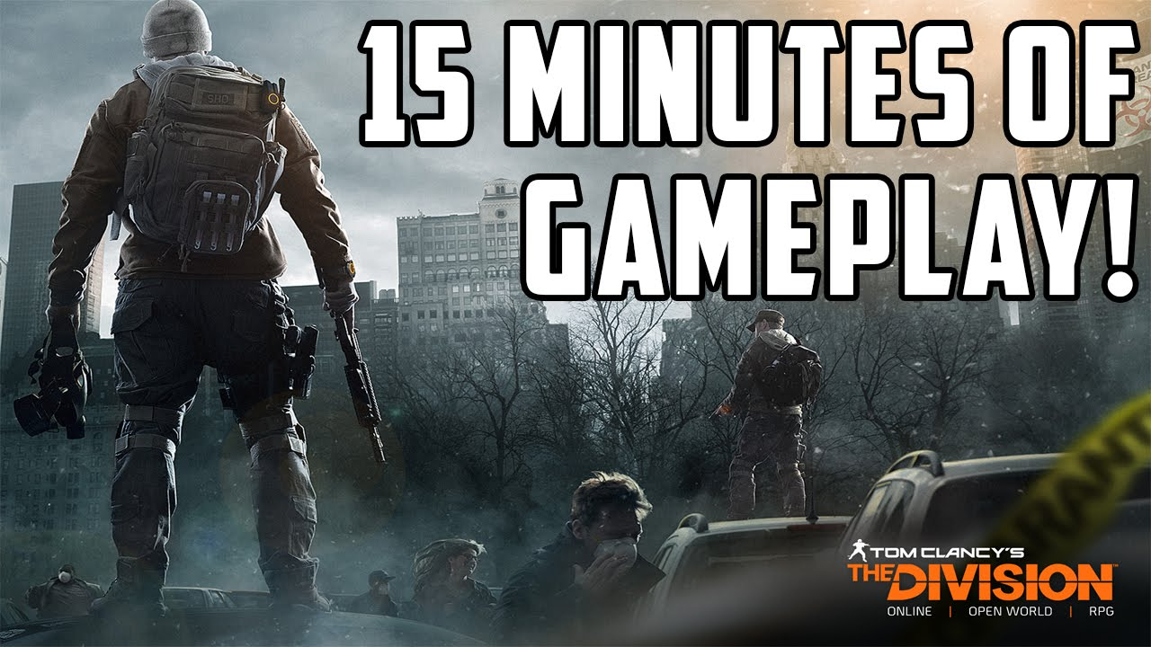 tom clancy 39 s the division xb1 ps4 pc 15 minutes of doovi. Black Bedroom Furniture Sets. Home Design Ideas