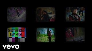 Christian Nodal - Nada Nuevo (Official Lyric Video)