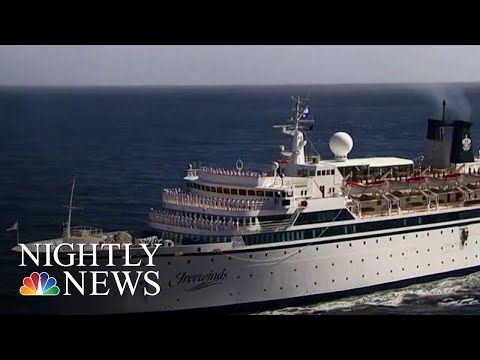 Measles Scare: Theatre Possibly Exposed, Cruise Ship Quarantined In Caribbean | NBC Nightly News
