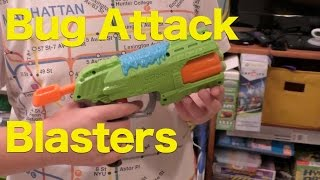 Bug Attack X-Shot Blasters From Zuru - Full Review