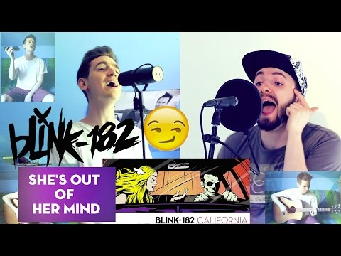 She's Out Of Her Mind (blink-182 Acoustic Cover)
