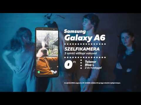 Minden #trollfotó pillanatra: Samsung Galaxy A6