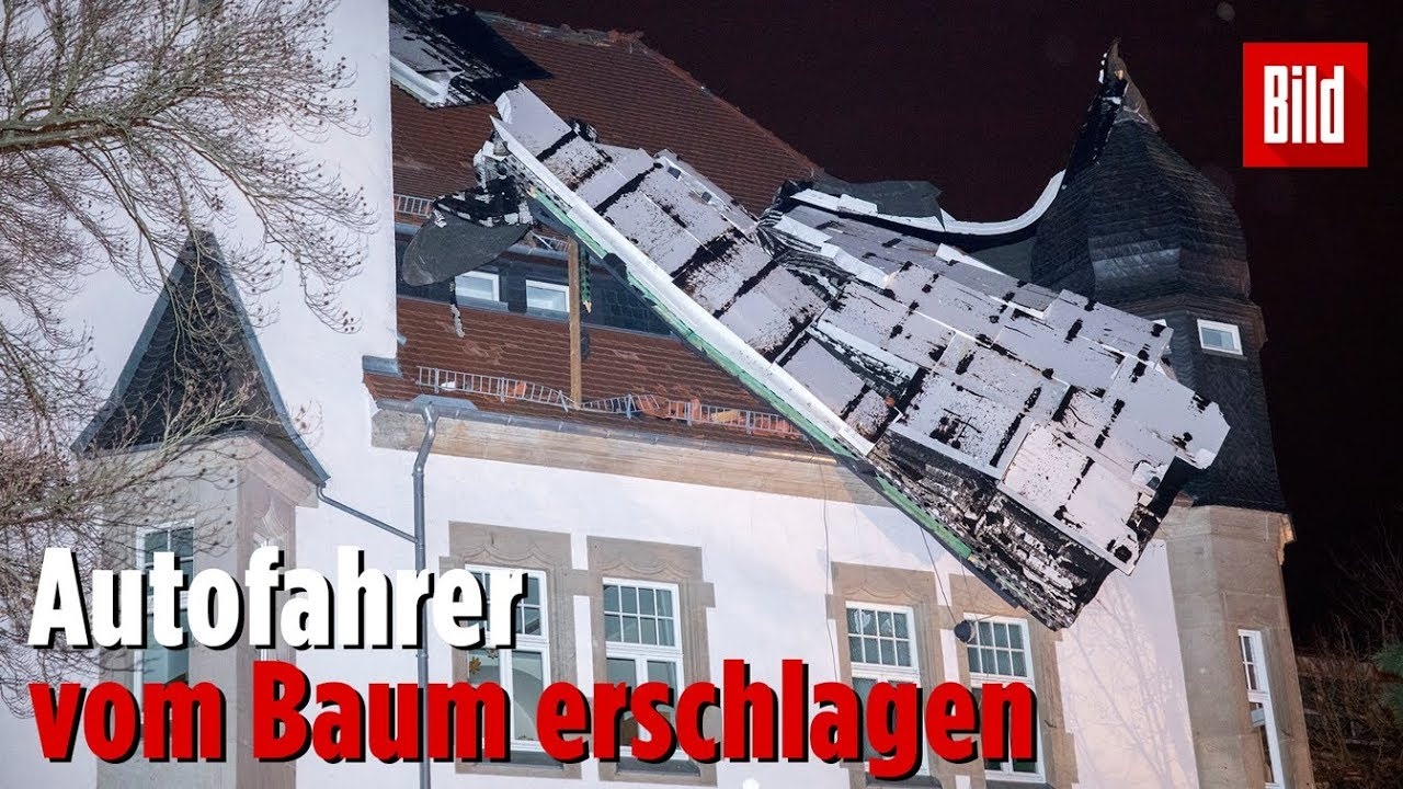 Sturmtief Eberhard