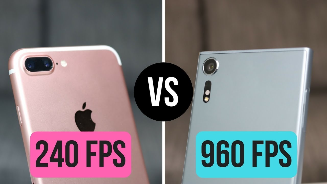 s8 vs iphone 7 vs xperia z3
