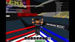 John Cena Theme Roblox Style