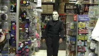 HalloweeN - Michael Myers kills Halloween store workers in this fan film.
