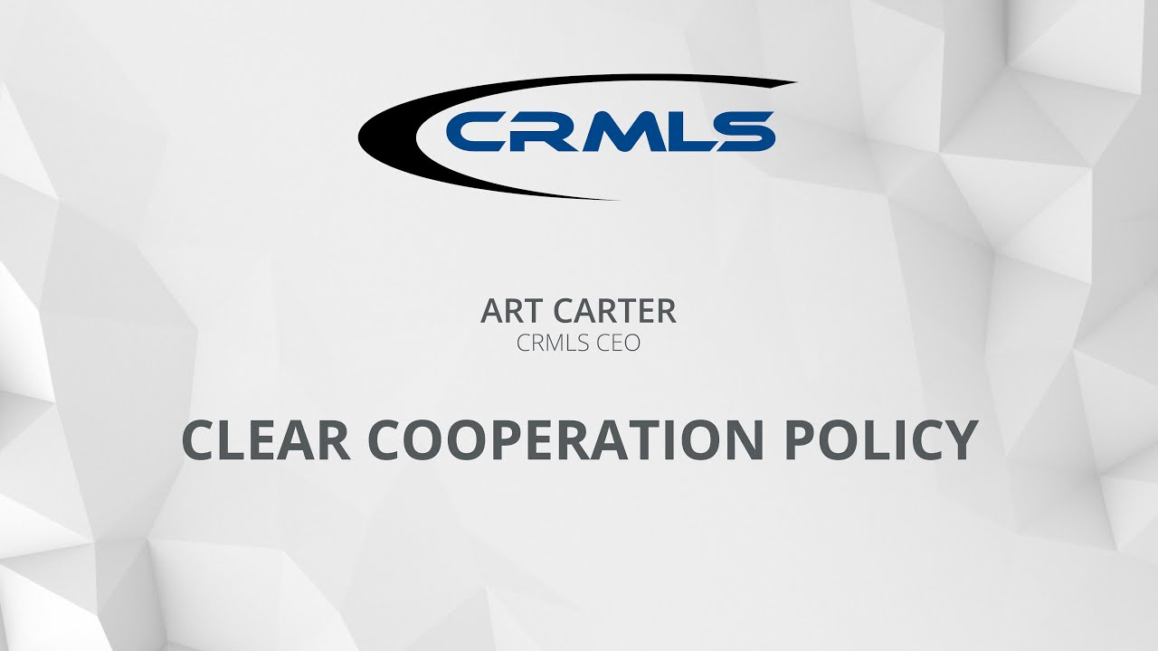 Understanding the NAR Clear Cooperation Policy