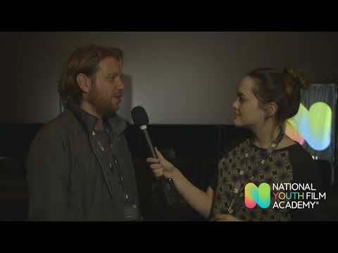 Interview with Gareth Edwards - National Youth Film Academy reviews