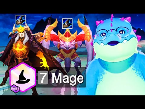 I combined my shiv 3 with 7 mages in TFT and she had 10000 hp...