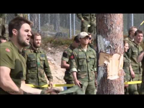Modern Norwegian Vikings (Norwegian Army)