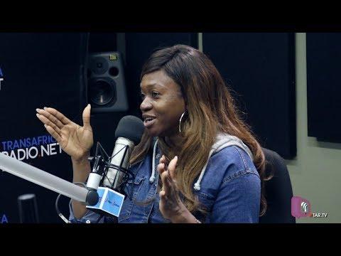 Waje - Nigerian Singer Talks The Voice Nigeria On The ReUp With Ntokozo  Botjie & Shéila Ndikumana