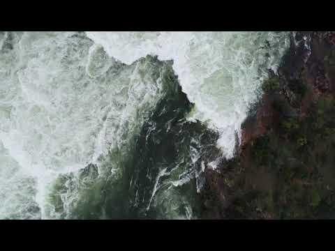 Buchanan Dam -- a volume of water not seen since 1997