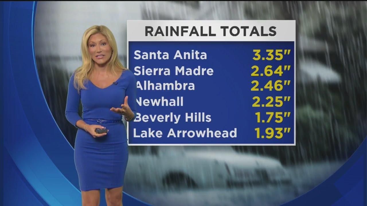 Jackie Johnson's Weather Forecast (Jan  5)