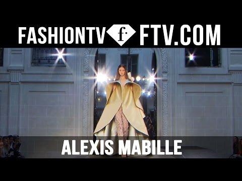 Alexis Mabille Fall/Winter 2016-17 – Paris Haute Couture Week | FTV.com