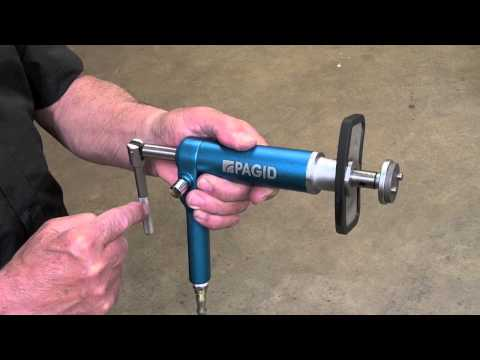 How to Use Air Operated Piston Wind Back Tool - Euro Car Parts