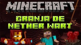How To Use Nether Wart In Minecraft