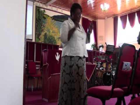 Temple of Truth Women's Conf 2014 Pastor Joy Roy
