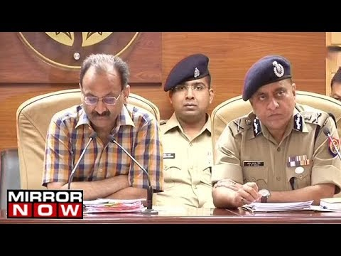 Uttar Pradesh Police Addresses Media On Unnao Rape Case