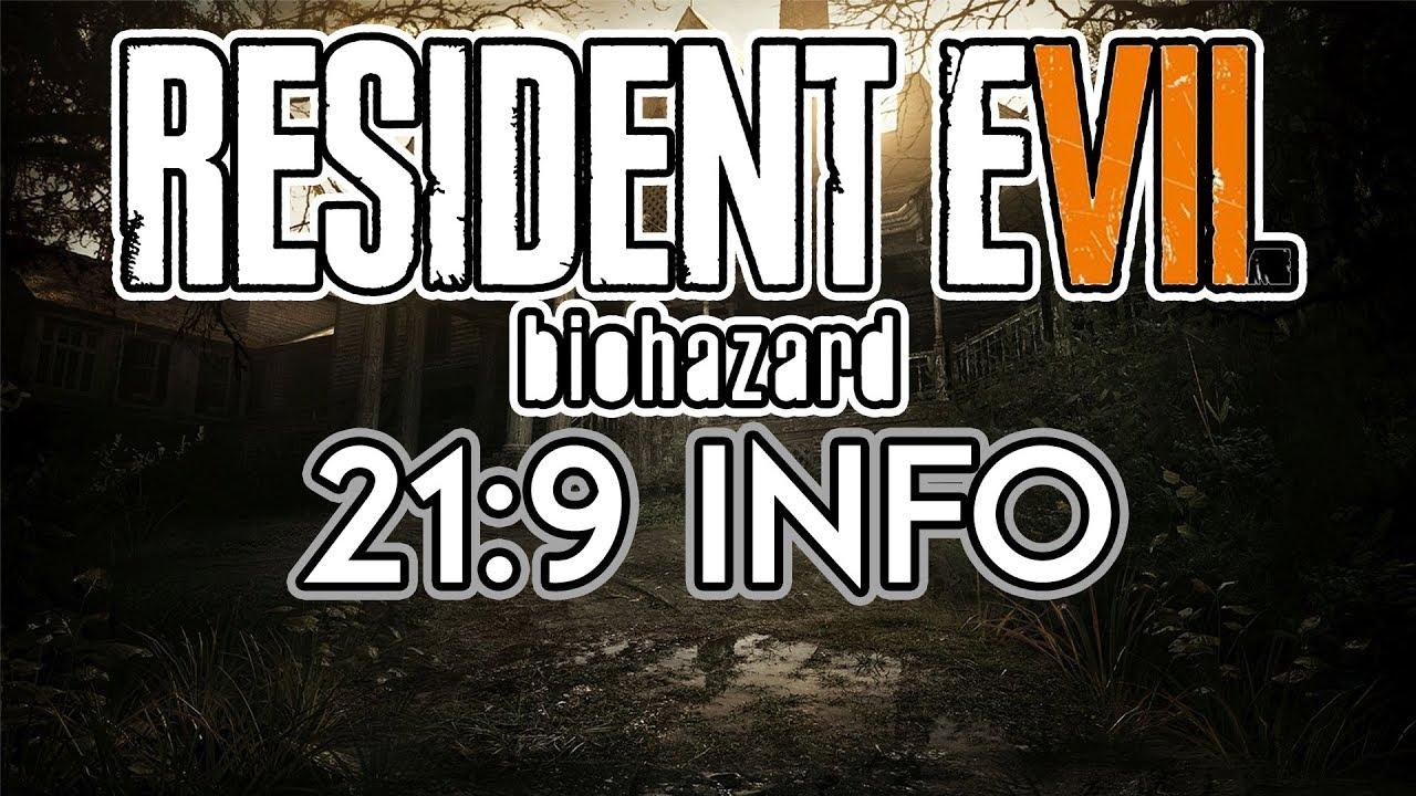 Resident Evil 7: Biohazard | 21:9 Review