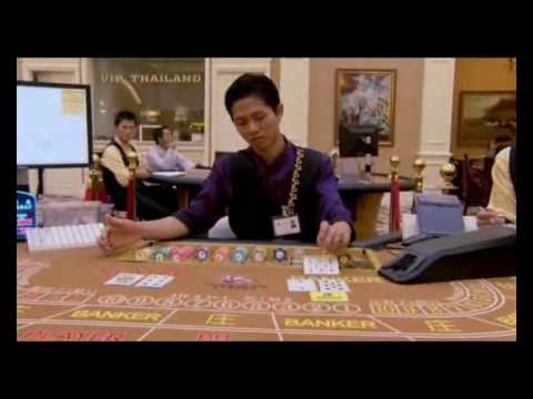 Las vegas in Laos ( new golden triangle ) with Simon reeve