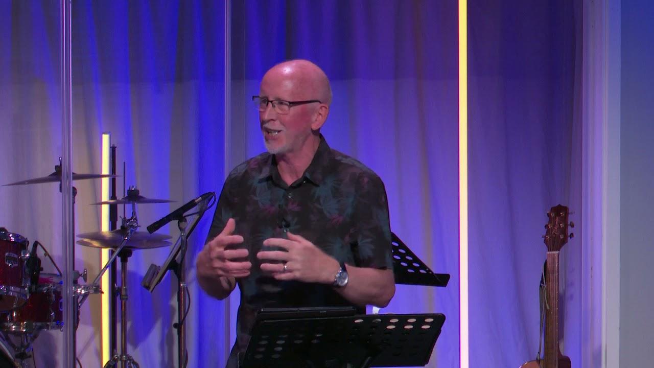 'Living into Gods purpose' with Richard Burgess | 27.6.21