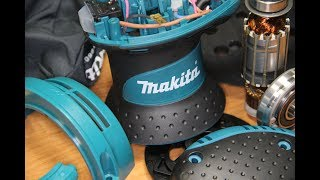 шлифмашина для дома и не только Эксцентриковая Makita BO5030/ Made In USA