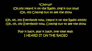 Ross Lynch- Heard it on the Radio (FULL VERSION WITH LYRICS)