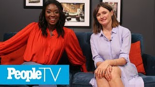 Emily Mortimer Thought She Was The Killer While Filming 'Scream 3' | PeopleTV