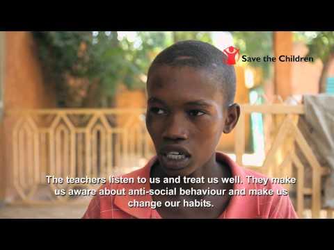 SAVE THE CHILDREN: NIAMEY STREET CHILDREN DOCUMENTARY