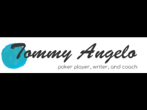 Knowing When To Quit, Mindfulness & Painless Poker - Tommy Angelo Interview