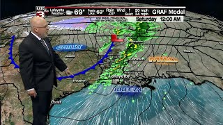 ROBS WEATHER FORECAST PART 2 5PM 12/9/2020