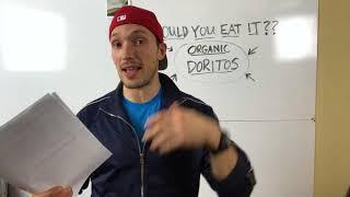 Organic Doritos... Would YOU Eat It??