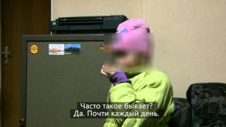 """10-летняя Ксюша из Уфы: """"Закройте, пожалуйста, папу на 15 суток"""""""