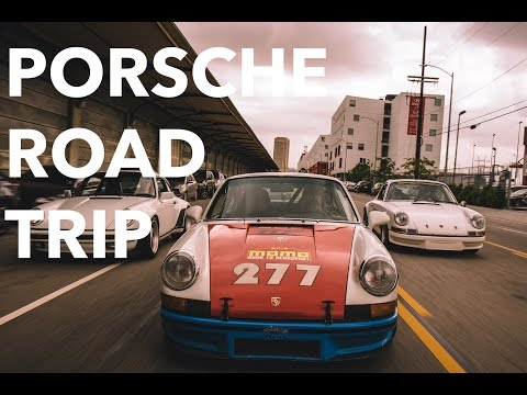Porsche 911 Road Trip Across America | FULL VIDEO
