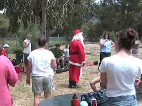 Breaking Bad Aussie Santa