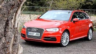 Prueba Audi A3 e-tron - ActualidadMotor