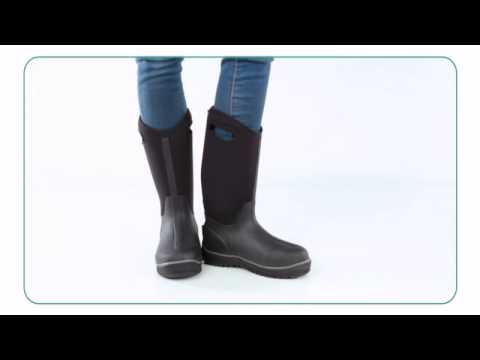 Tourbières Bottes Classiques Ultra Hautes Femmes Noires 4pSNc